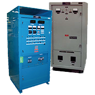 Battery chargers for Nuclear facility